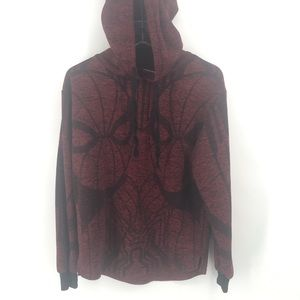 Spider-Man Homecoming Pullover Hoodie Men Small